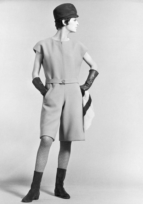"""""""The Short Dress"""" 1967"""