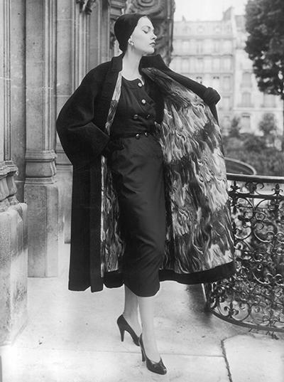 Givenchy creation 1955
