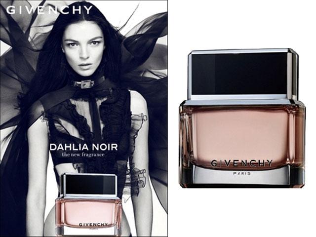 Ad visual for Dahlia Noir
