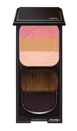 shiseido face colour