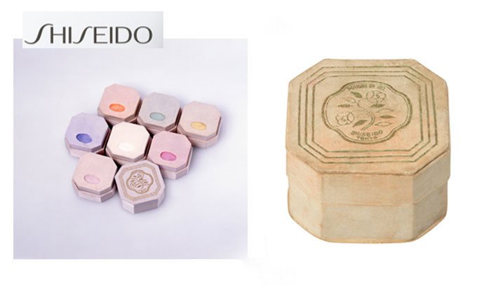 vintage shiseido products