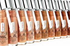clinique beyond perfecting 2 in 1 foundation + concealer