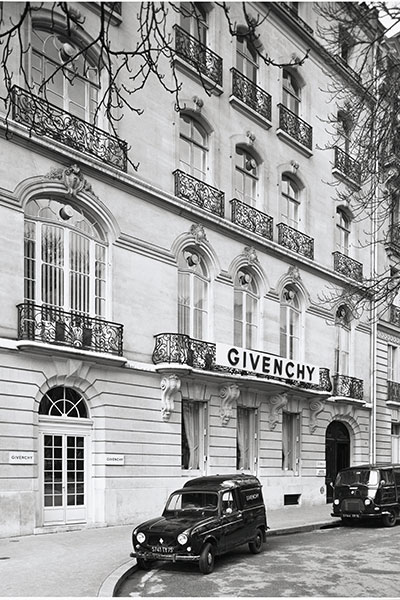 givenchy headquarters