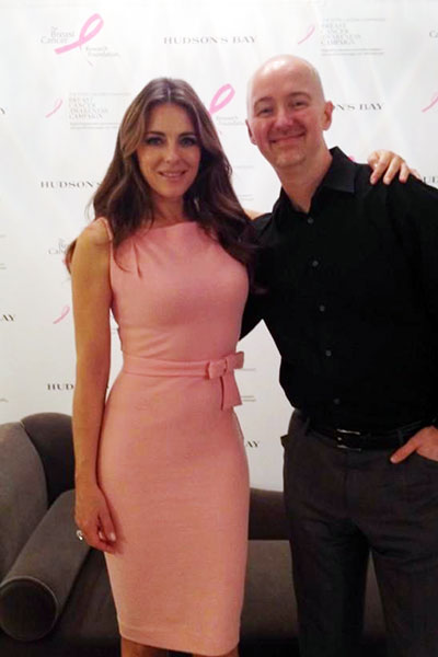 dave lackie and elizabeth hurley