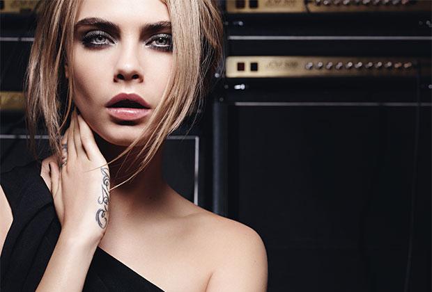YSL couture mono image