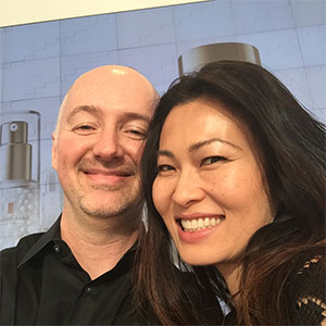 sunhee grinnell & dave lackie