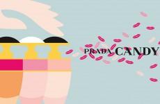 prada candy kisses