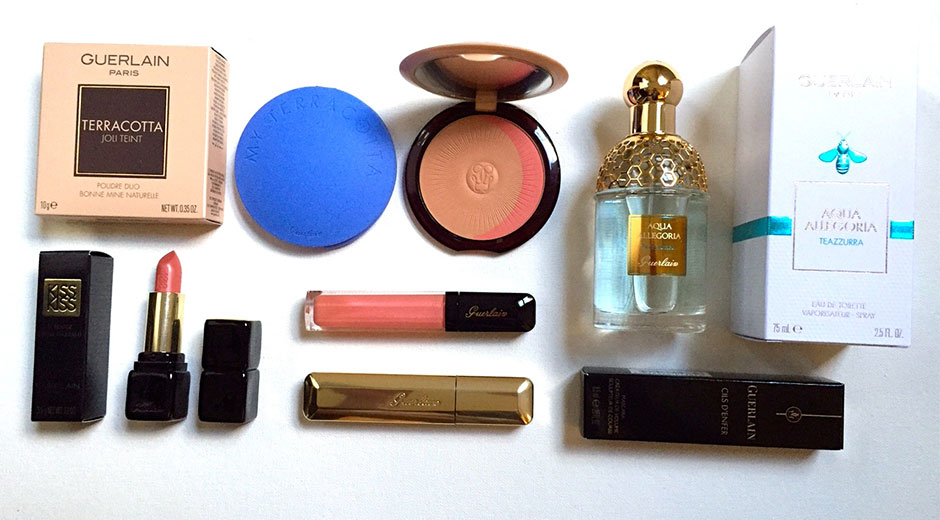 guerlain summer look