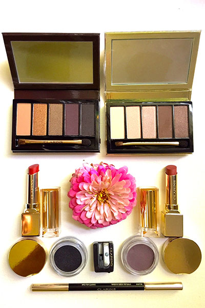 Clarins Colour Definition Fall 2011 Makeup Collection: Are You Clarins Day Or Night? (krystal G Told Us & Won