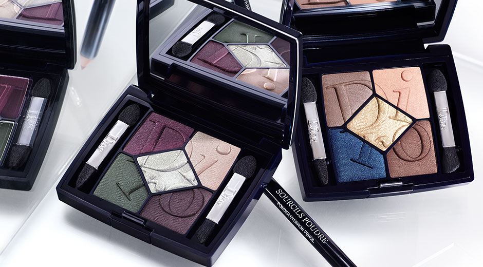 dior cosmopolite eyeshadow palettes