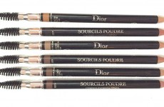 dior powder eyebrow pencils