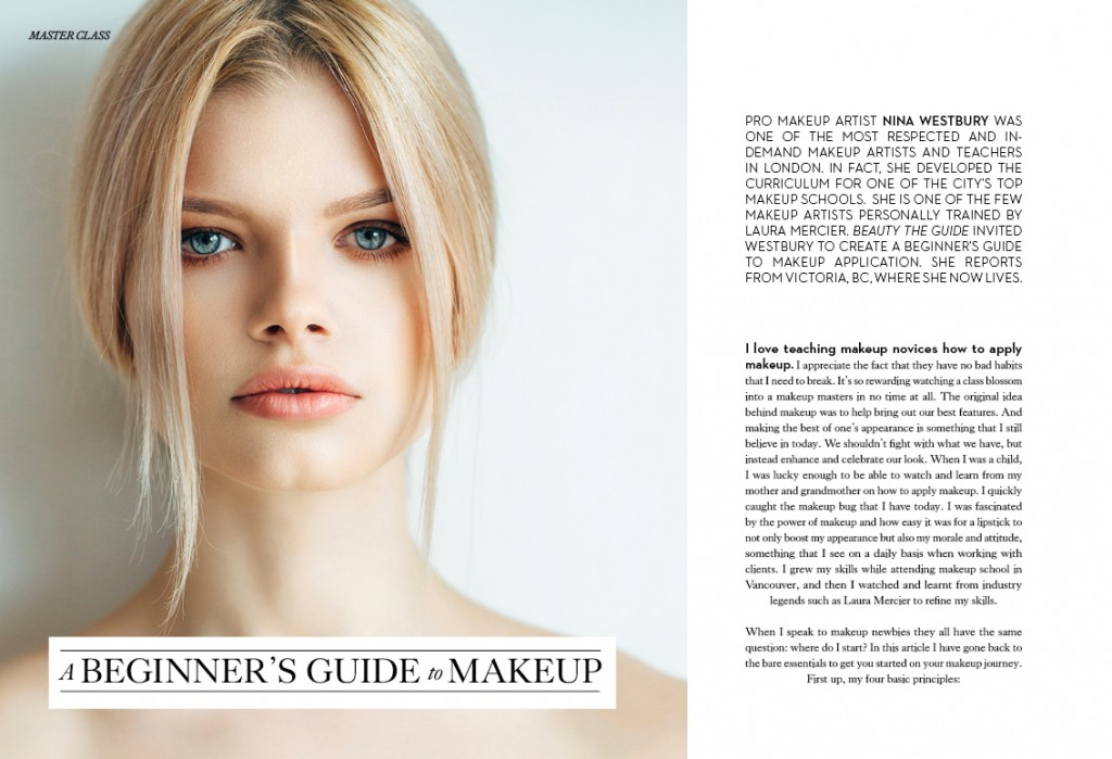 A Beginner's Guide to Makeup