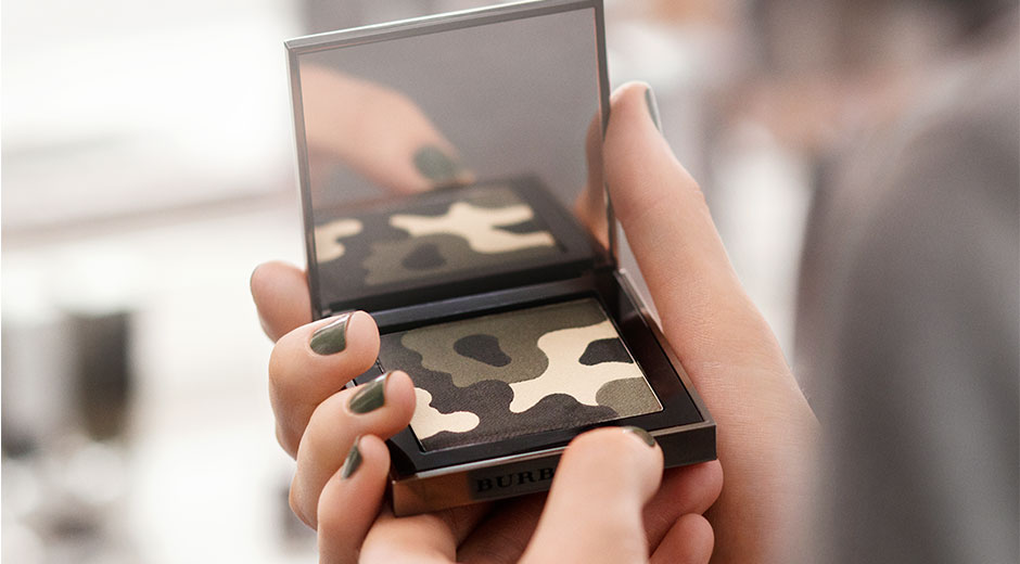 burberry autumn winter 2015 runway palette