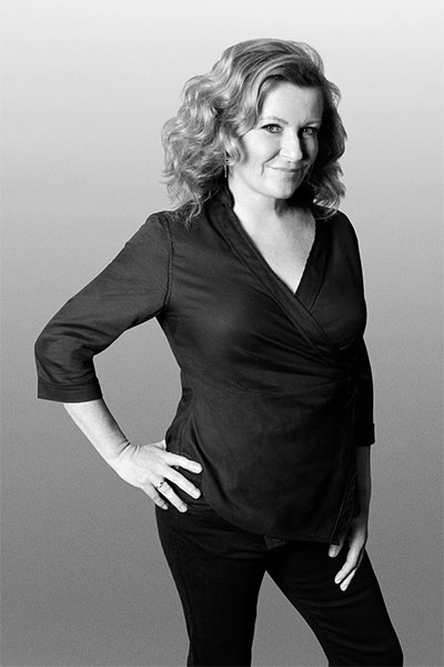 Mac Cosmetics Senior Artist Jane McKay