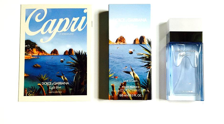 Alice B Reviewed D Amp G Light Blue Love In Capri Amp Won It