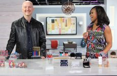 dave lackie and Tracy moore on cityline