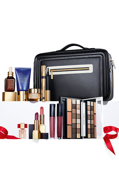 estee lauder holiday purchase with purchase blockbuster