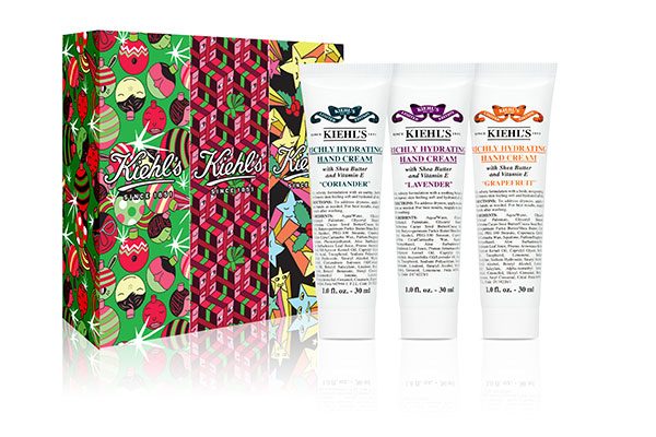 kiehl's richly hydrating hand creams