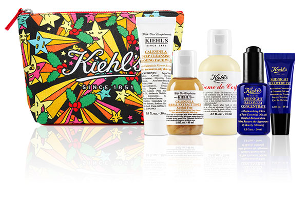kiehl's starter kit