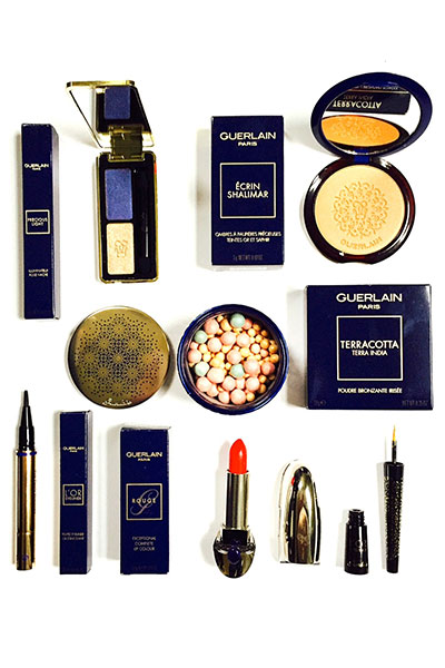 Guerlain x Natalia Vodianova makeup collection