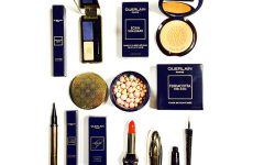 Guerlain x Natalia Vodianova holiday 2016 makeup collection