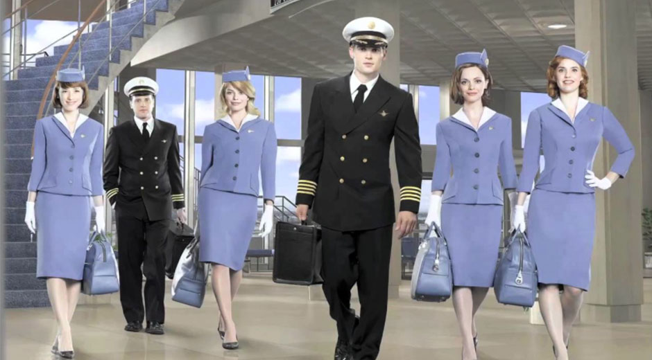 air travel uniforms