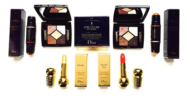 Dior Splendor makeup collection