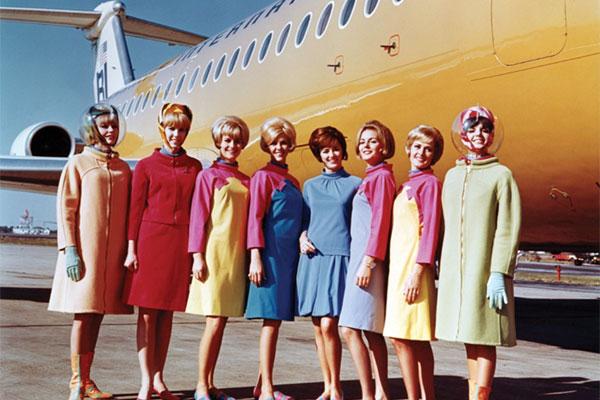 vintage airline ad