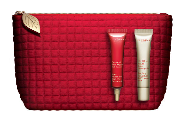 clarins chinese new year gwp