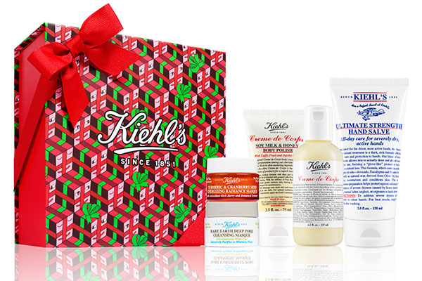 kiehl's 'indulge yourself' set