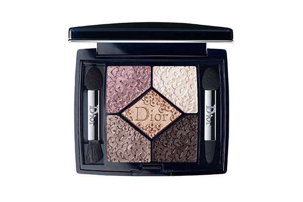 dior 5 couleurs eyeshadow palette in precious embroidery