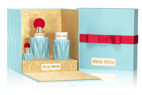 miu miu holiday gift set