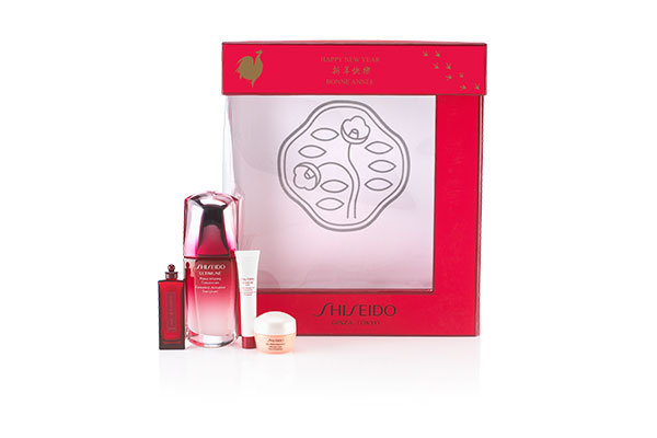 shiseido chinese new year set