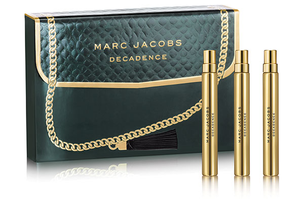 marc jacobs decadence penspray set