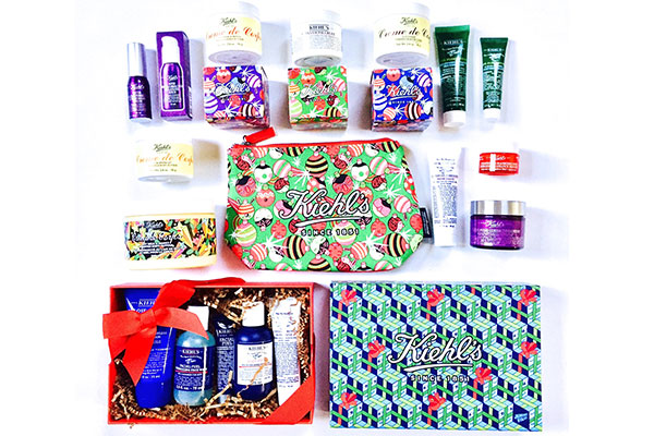 kiehl's x jeremyville holiday 2016 collection