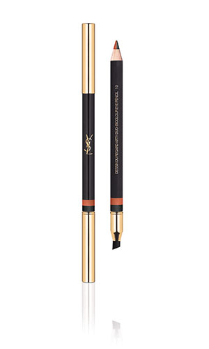 ysl eye pencil in orange
