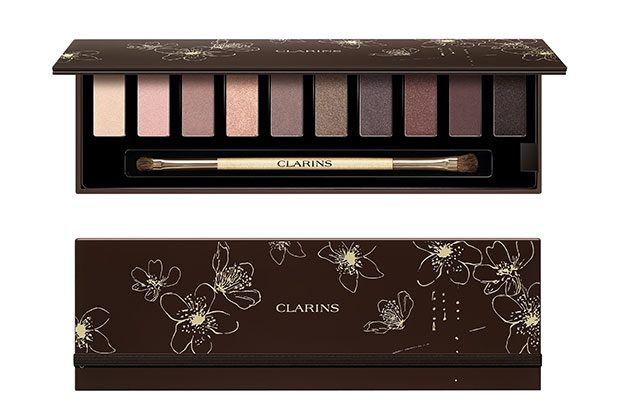 "Clarins ""The Essentials"" palette"