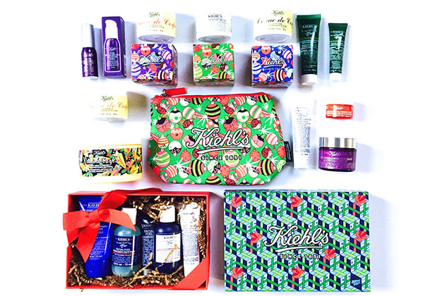 kiehl's holiday 2016 collection