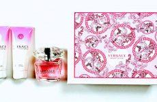 versace bright crystal gift set