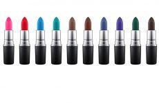 MAC Colour Rocker: 28 new matte lipstick shades debut