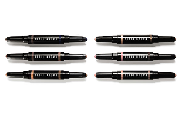 bobbi brown duel-ended long-wear cream shadow sticks