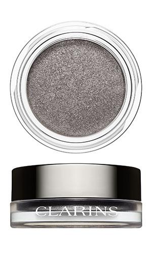clarins ombres iridescentes in silver grey