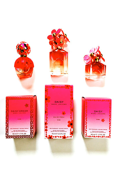 daisy marc jacobs kiss editions