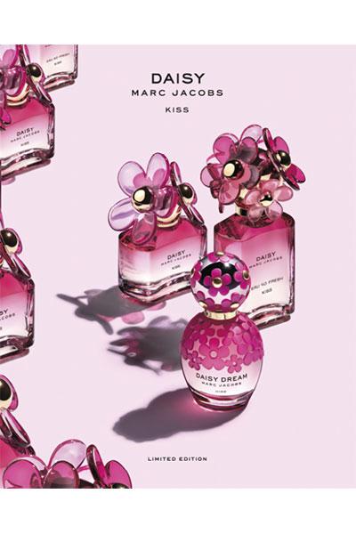 daisy marc jacobs kiss editions