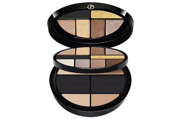 giorgio armani night light palette