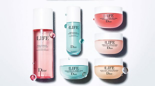dior hydraLIFE skincare