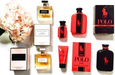 polo red extreme and romance fragrances