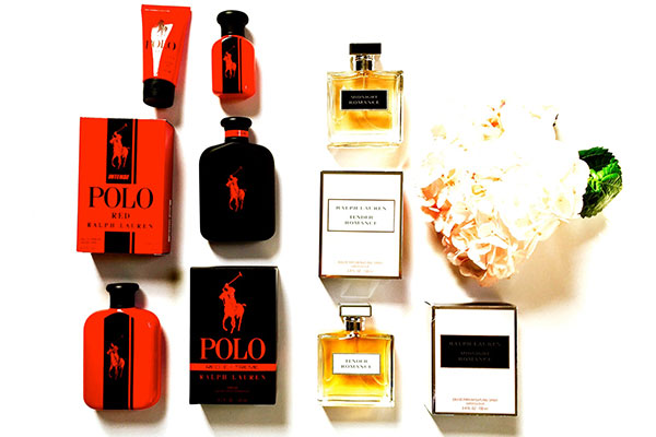 polo red extreme & romance fragrances