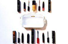 giorgio armani beauty power fabric and makeup