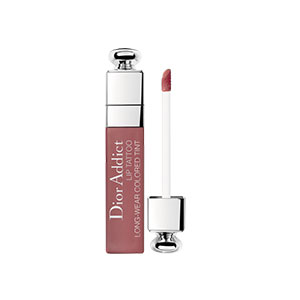 dior addict lip tattoo in natural berry
